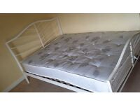 Double bed & double matteres for Sale