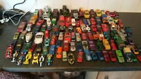 Vintage toy car bundle