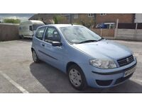 Fiat Punto mk3 2 door,great clean car ,runs and drives A1