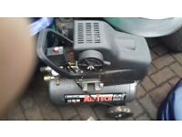 Air compressor in full working orderc