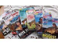 Total Carp Fishing Mags