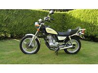 2013 Lexmoto Vixen 125cc