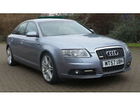 2007 57 AUDI A6 2.7 TDI LE MANS EDITION 4d 177 BHP *PART EX WELCOME*FINANCE AVAILABLE*WARRANTY*