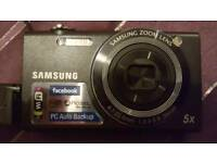 Camera Samsung SH100 + SD card