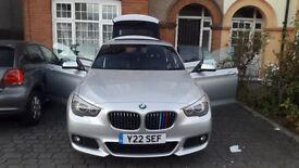 BMW 5 Series Gran Turismo (GT) 2.0 520d M Sport 5dr (start/stop)