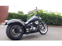 vn 900 chopper, bobber, prob the best available