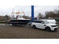 Boat Transportation Uk & European