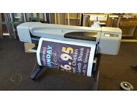 "HP Designjet 42"" pro printer"