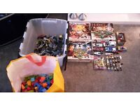 mixture of lego great lot. bargain