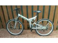 """Bike Foldable 26"""" wheels"""