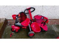 Smart Trike - Red Ladybug