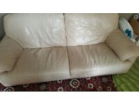 Sofa amd gas cooker