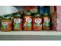 New sealed baby food