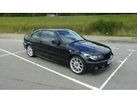 BMW 330cd Msport