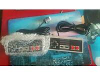 Brand new 2 x 1.8mtr NES mini classic controllers (3rd party)