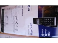 Set of 3 hands free household phones with answers phobe
