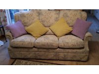 G Plan 3 Seater Sofa very good condition / no pets /no smokers /