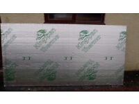 25 mm kingspan insulation 8x4 sheets 120mm xtratherm safe-r insulation