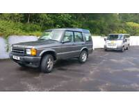 Land rover Discovery 2 td5 Spares or repairs