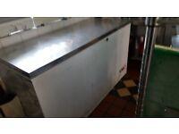 Chest Freezer 160 cm long