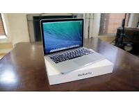 Perfect condition Macbook Pro 13inch