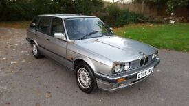 "BMW E30 325 TOURING AUTOMATIC - "" THE RAT LOOK """