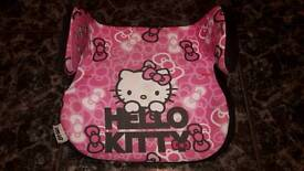 Hello Kitty Cat Booster Seat