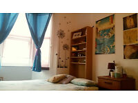 cosy double bedroom in bedminster