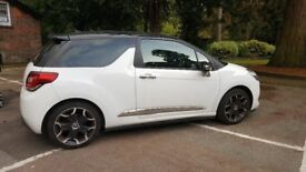 Citreon DS3 Dsport + THP (61 plate) milege only 46000