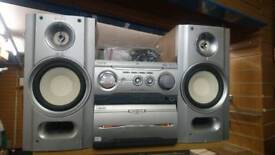 Sony stereo (tape, cd and radio)