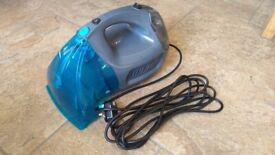 Zennox handheld carpet and upholstery cleaner