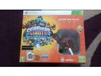 Skylanders 'Giants' Booster Pack for Xbox360 *BRAND NEW/UNOPENED*
