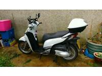 HONDA SH300i ABS DEC 2011