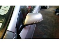 HONDA CIVIC EP2/EP3 TYPE R PASSENGER FACE LIFT REAR WING MIRROR IN SATIN SILVER