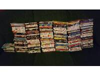 172 dvds and 5 blue rays for sale