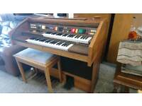 Electric organ delivery option available