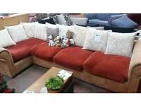 Stylish corner sofa