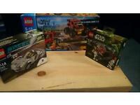 Lego, BNIB and loose