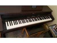 Roland HPi-5 Electronic Piano - owned from new, well looked after, looks and sounds as new