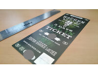 Wacken 3 Days All-In Ticket - Offers Considered - Next Day Delivery Available
