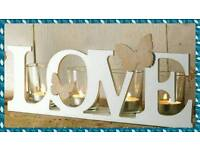 ♡Butterfly 💖Love Candle Holder♡