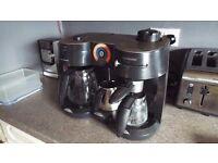 Morphy Richards (Model 47004) Coffee machine.