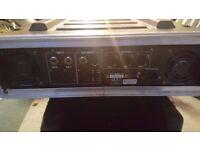 Cintronic P 551000 PA amp
