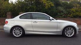 BMW 120d M Sport Coupe 128k 2009/59 Manual