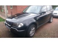 REDUCED: BMW X3 D SPECIAL EDITION 2005 DIESEL