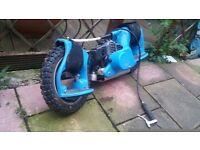 G-Wheel, wheelman petrol Skateboard 50cc, offroad