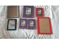 Picture frames some BRAND NEW