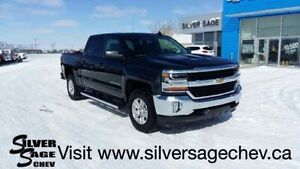 2017 Chevrolet Silverado 1500 LT1 True North Edition