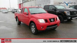 2011 Nissan Frontier Pro 4X4, V6,, automatic, hill descent contr