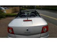 Renault Megane cc Dynamique 2005 plate